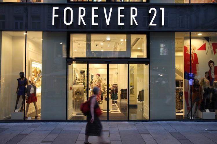 forever 21 grenoble