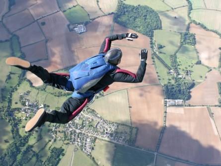 Parachute nancy