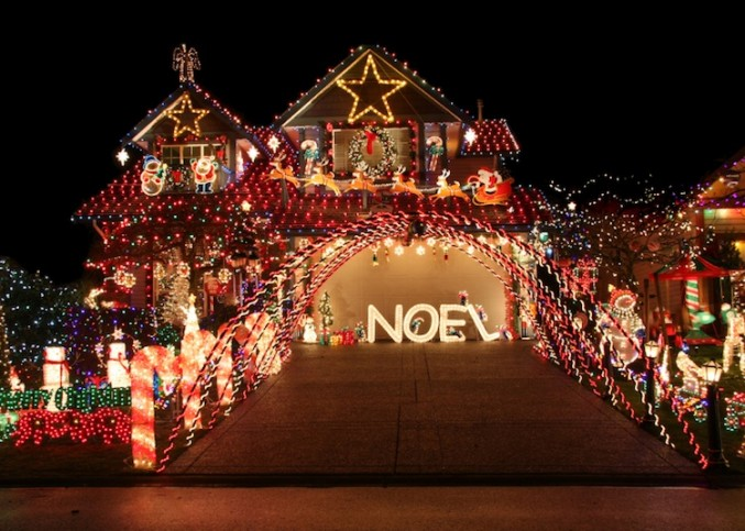 Les decoration de noel