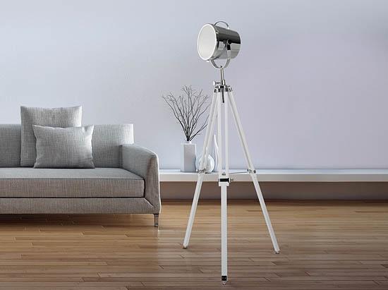 lampadaire design beliani