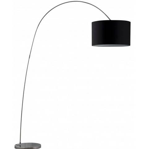 lampadaire acier noir - Mooviin