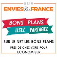 Bons plans chez Envies-De-France