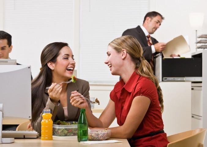 D jeuner au bureau pour tre plus efficace - Boite pour dejeuner au bureau ...