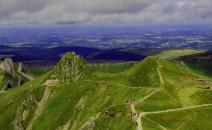 VTT et cyclotourisme en Auvergne