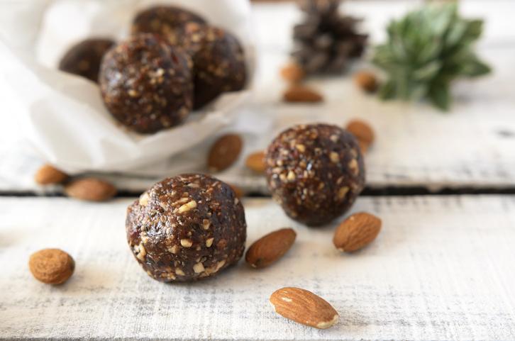 Vegan balls